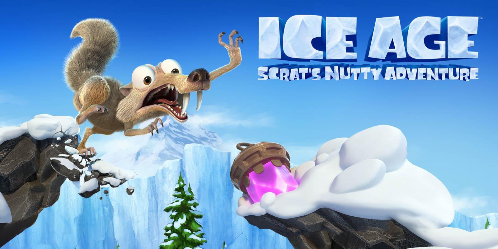 Ice Age: Scrat's Nutty Adventure Lista Trofei