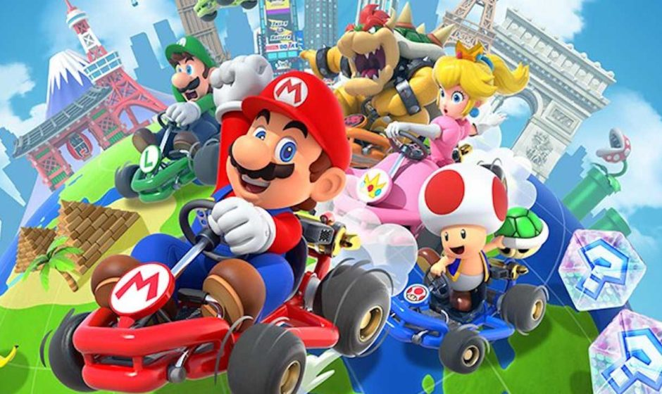 Mario Kart Tour: in arrivo il Tour di Yoshi