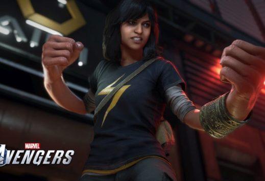 Marvel's Avengers al Lucca Comics & Games