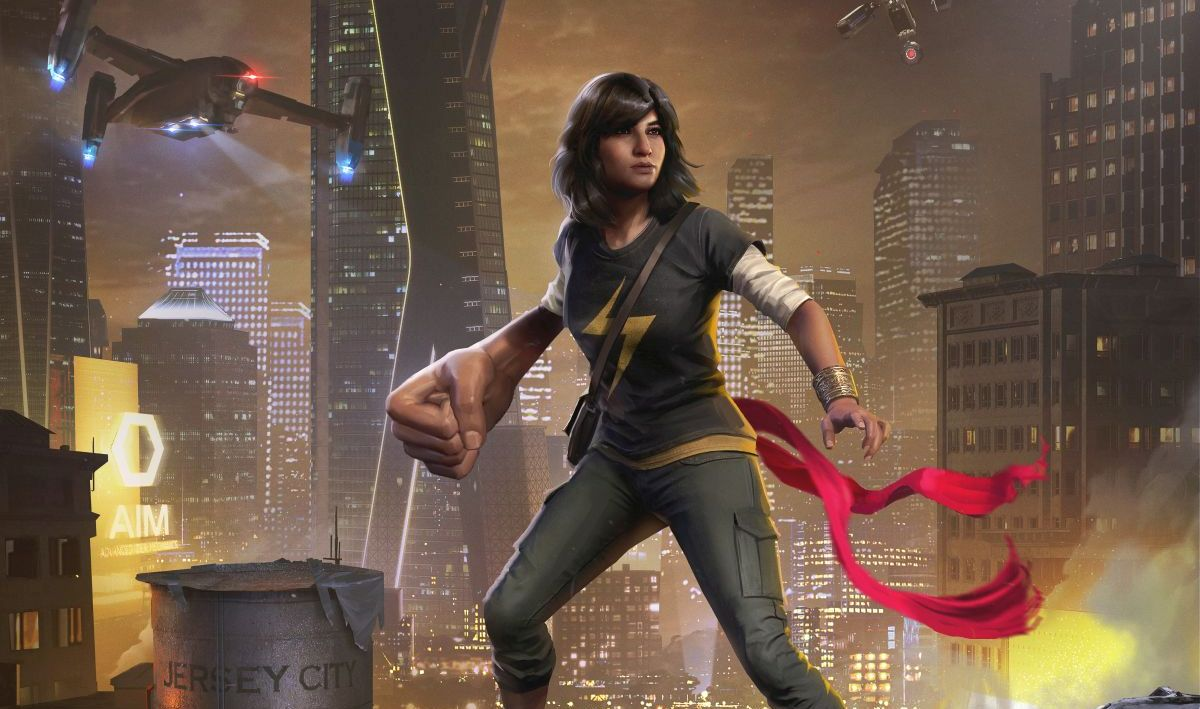 Marvel's Avengers Miss Marvel protagonista