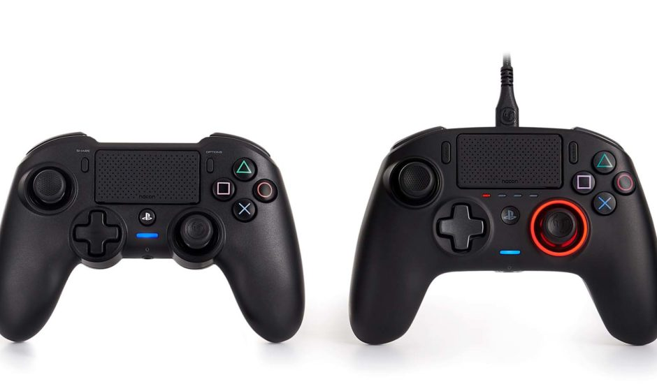 Nacon: disponibile il nuovo Revolution Pro Controller
