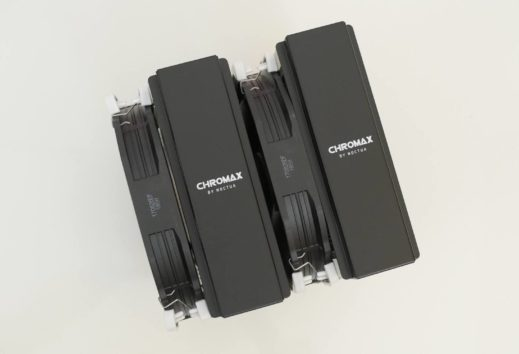 Noctua introduce i cooler chromax.black per CPU