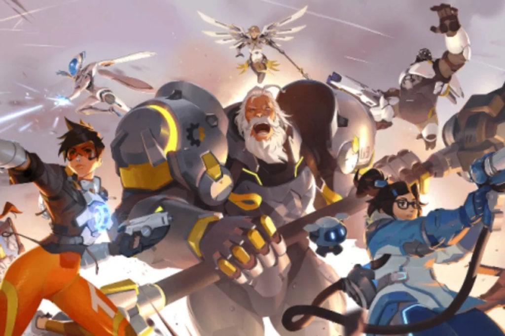 Overwatch 2 Leak Artwork Blizzard Store