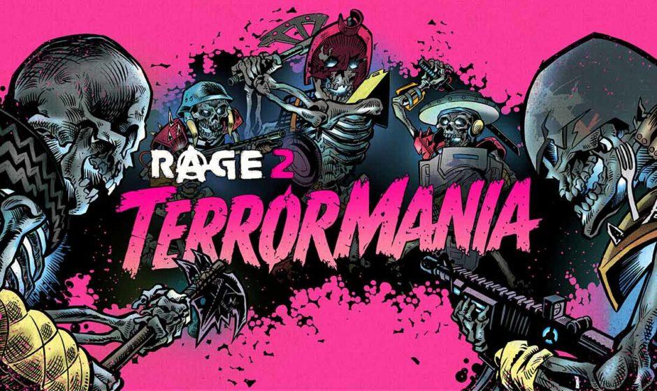 RAGE 2: in arrivo la nuova espansione TerrorMania