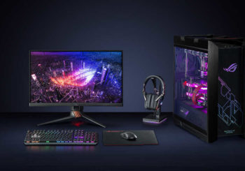 ASUS presenta ROG THRONE QI