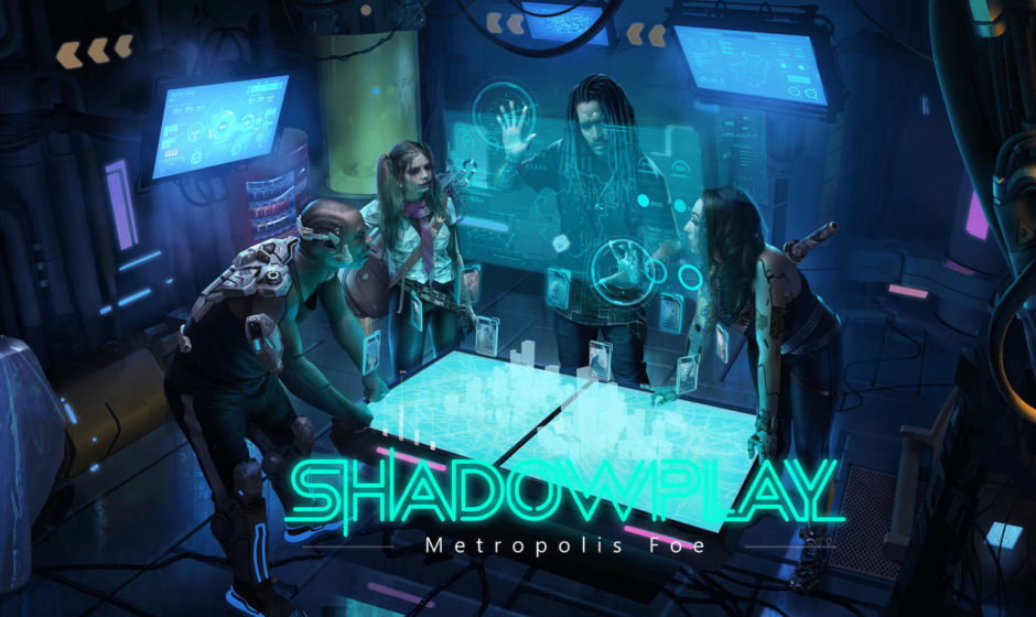 Shadowplay: Metropolis Foe giocabile all'EGX 2019