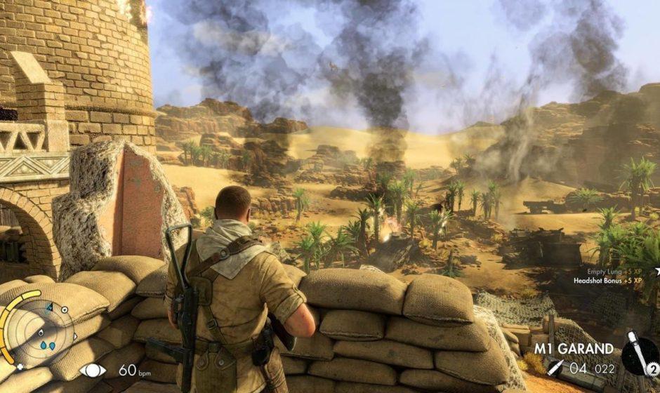 Sniper Elite 3: Digital Foundry su edizione Switch