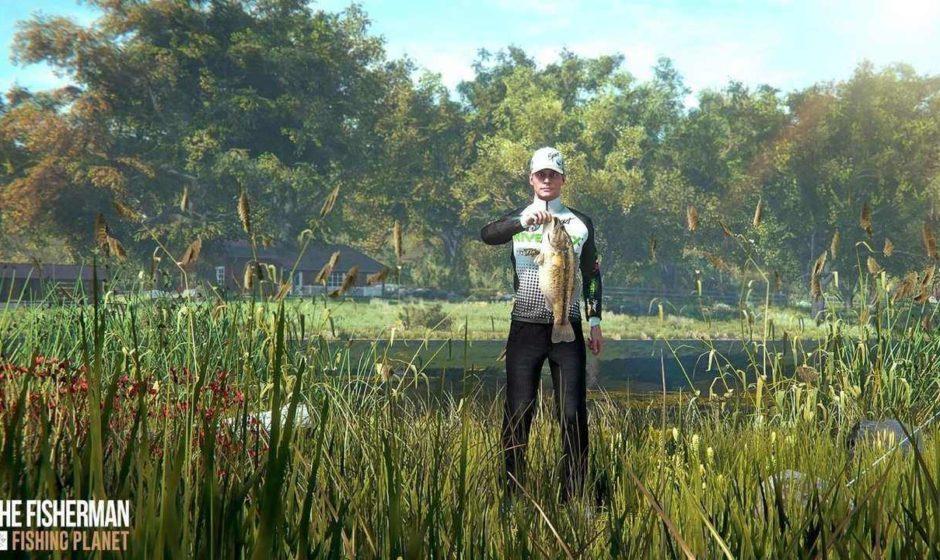 The Fisherman Fishing Planet: contenuti preordine