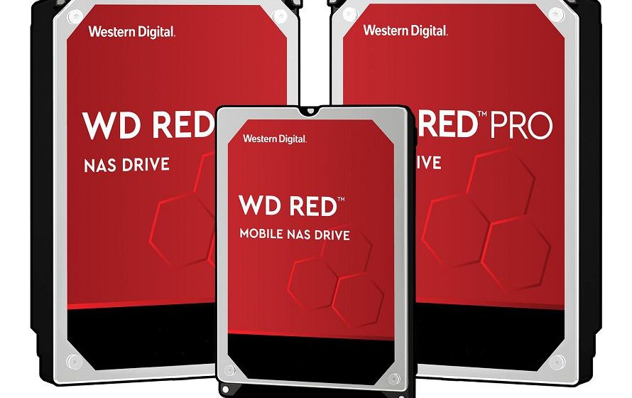Western Digital presenta i nuovi HDD e SSD per NAS