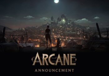 Arcane: Teaser della serie animata di League of Legends