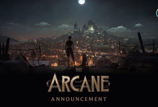 Arcane: Teaser della serie animata di League of Legends