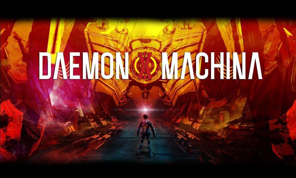 daemon X machina contenuti