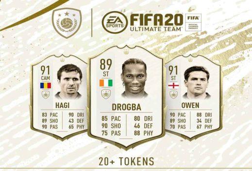 FIFA 20, arrivano in FUT gli scambi ICONE