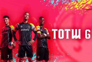 FIFA 20 TOTW 6, la nuova Squadra della Settimana