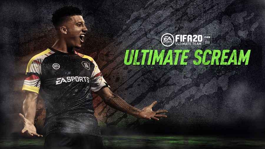 fifa 20 ultimate scream halloween