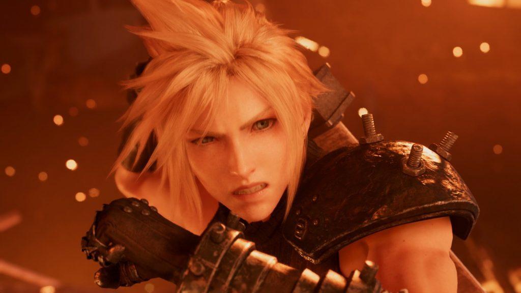 Final Fantasy Remake Tattica