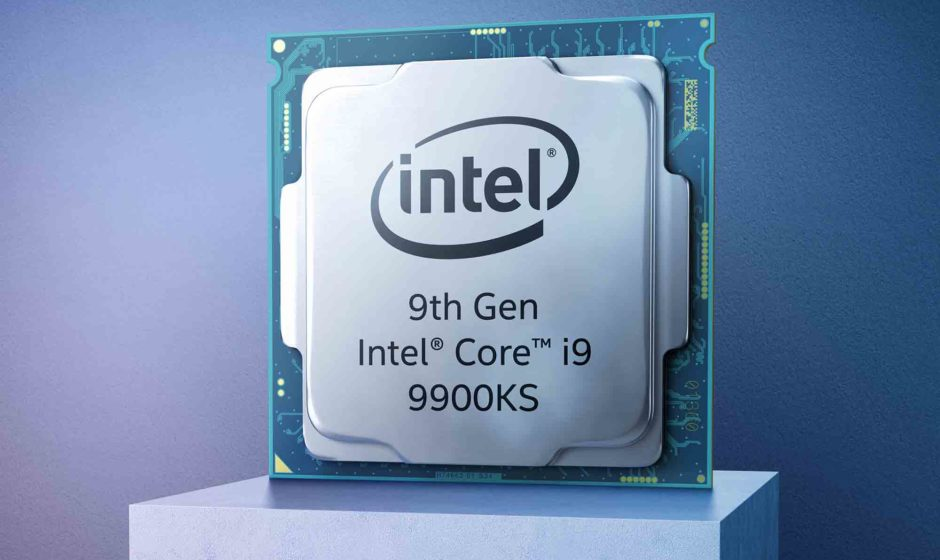 Intel annuncia il processore i9-9900KS Special Edition