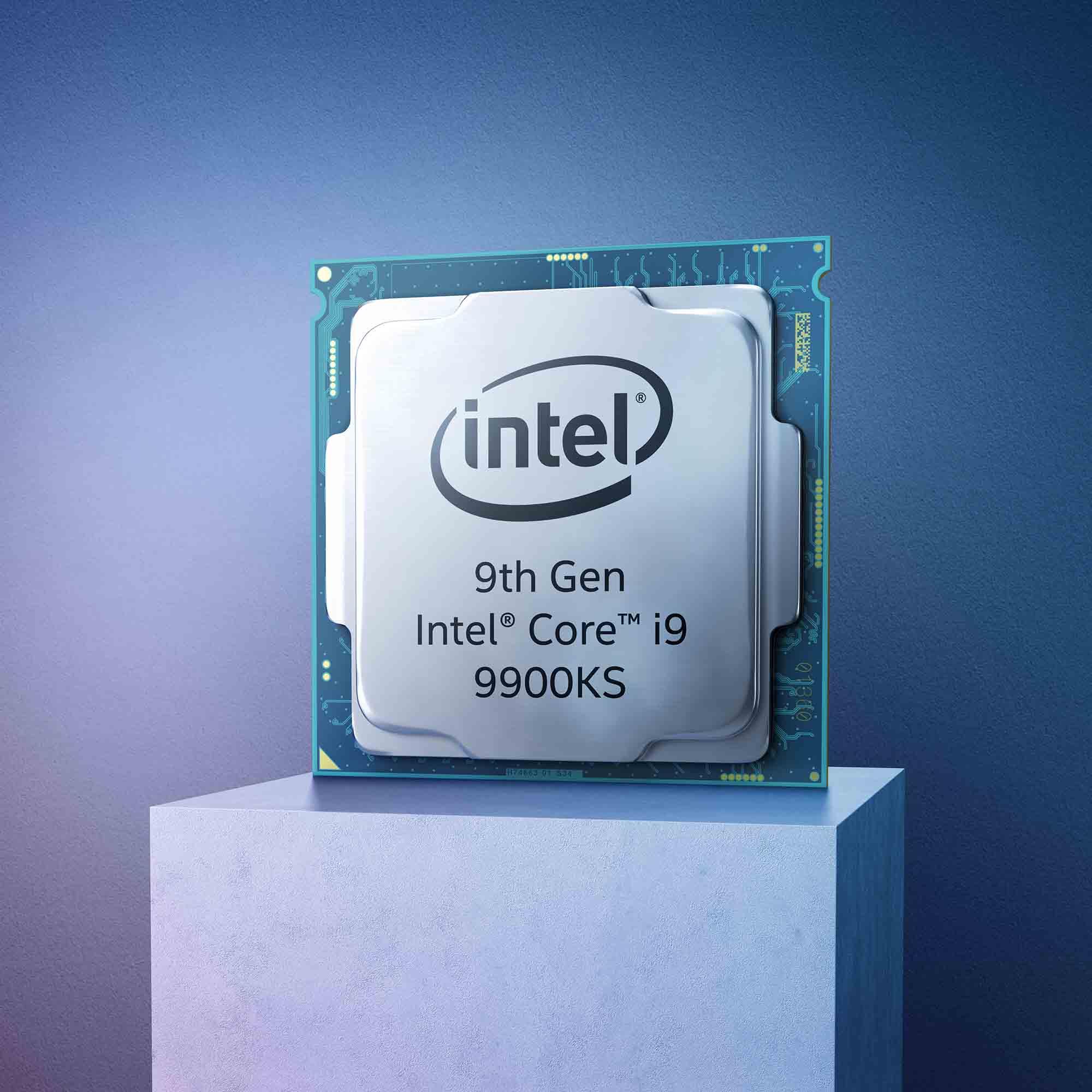 Intel i9-9900KS Special Edition