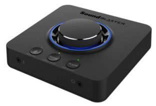 CREATIVE presenta Sound Blaster X3