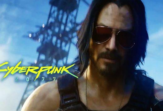 Luca Ward doppierà Keanu Reeves in Cyberpunk 2077