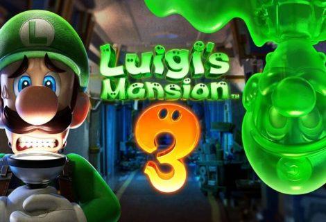 Che spavento, Luigi!