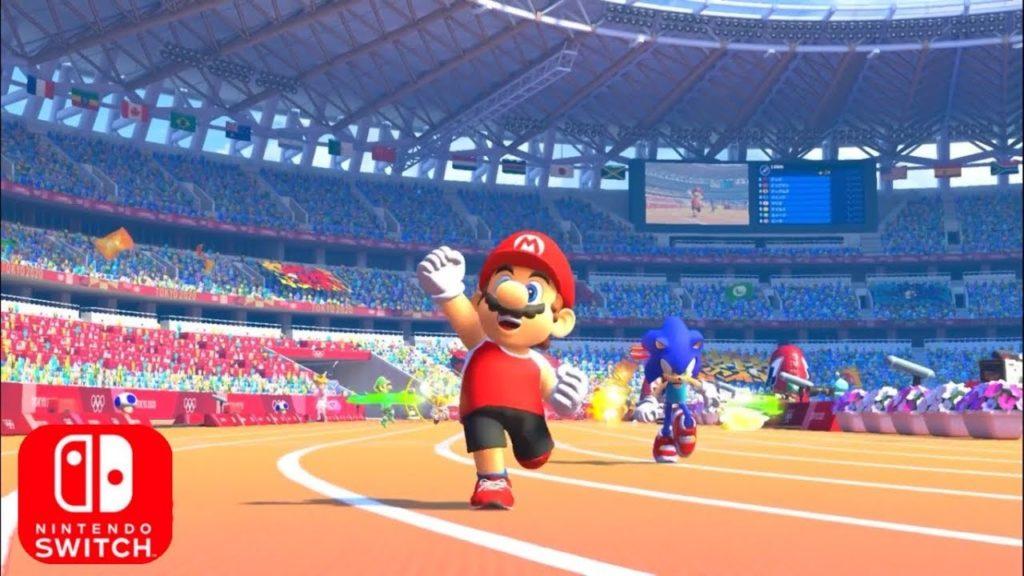 Mario & Sonic 2020
