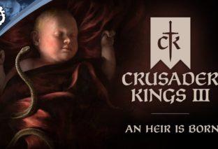Crusader Kings III annunciato al ParadoxCon