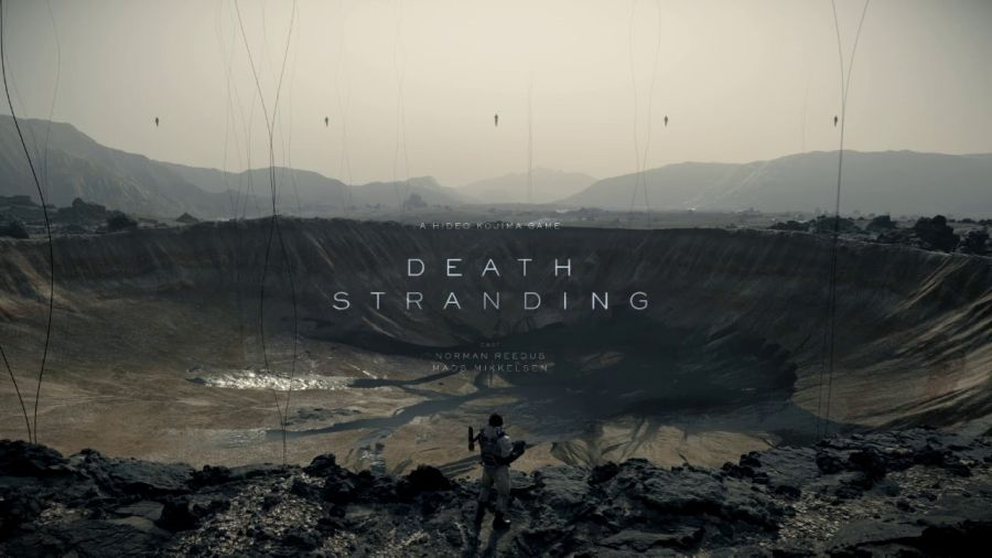 Death Stranding volume A
