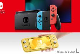 Nintendo Switch 41,67 milioni vendite nel mondo