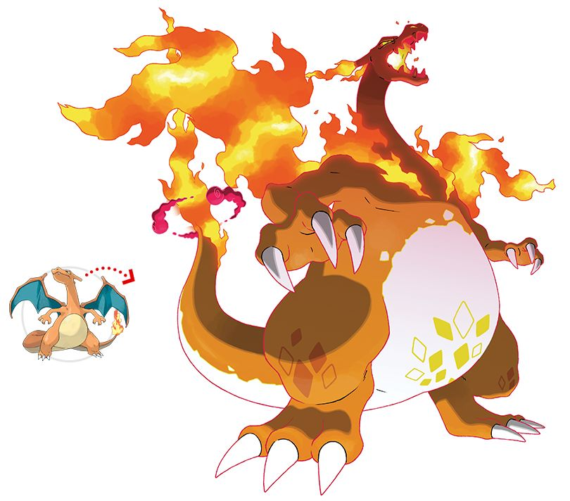 Pokémon Gigamax