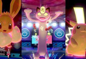 Pokémon Spada e Scudo: svelati 5 Pokémon Gigamax