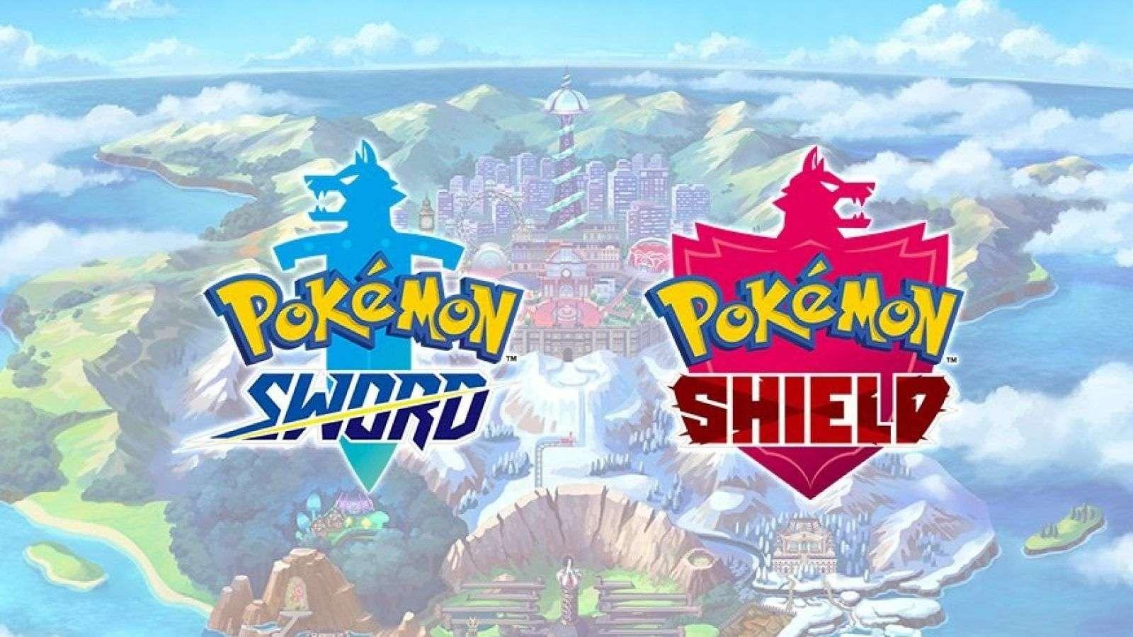 Pokémon Spada Pokémon Scudo