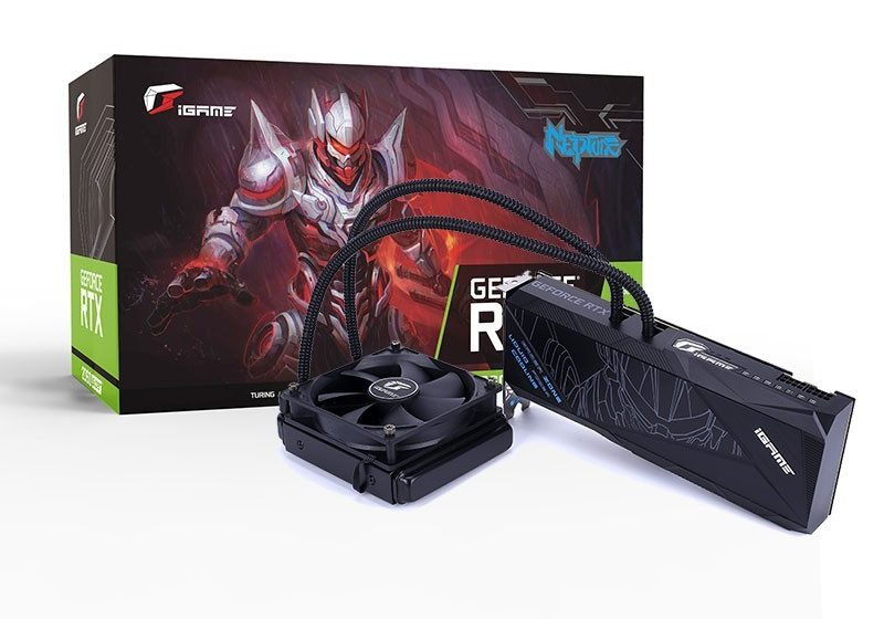 Colorful iGame GeForce RTX 2060 SUPER Neptune
