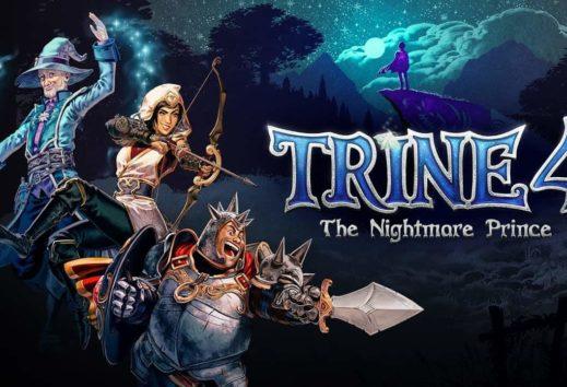 Trine 4: The Nightmare Prince - Recensione