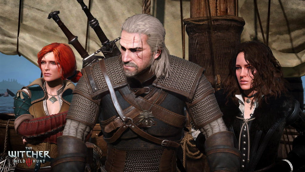 The Witcher 3 Switch patch