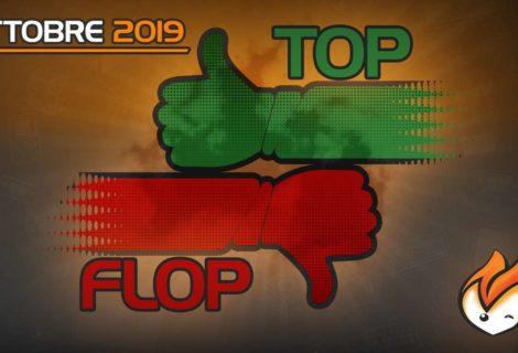 Gamesource Awards - Top & Flop di ottobre 2019