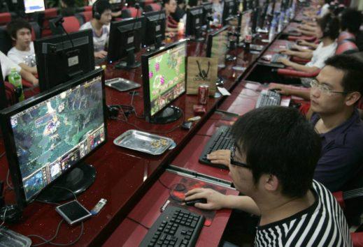 La Cina impone il coprifuoco sui videogames