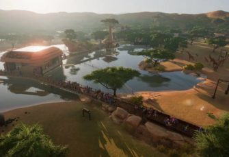 Planet Zoo - Recensione