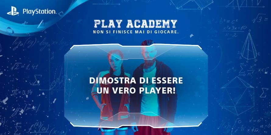 playstation academy
