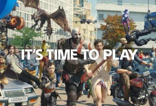 It's Time To Play! è il nuovo spot Playstation