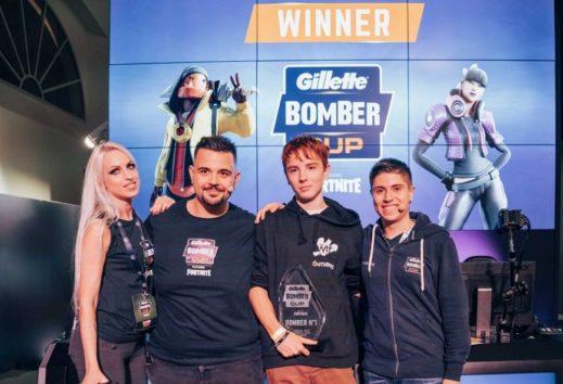 os_Filo vince la seconda stagione della Gillette Bomber Cup