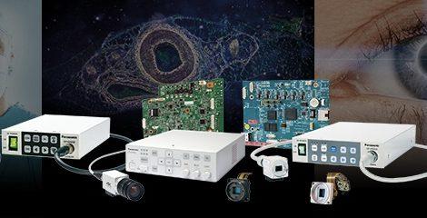 Panasonic lancia nuove telecamere a Compamed 2019