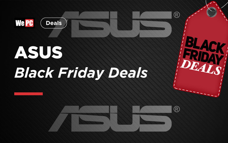 Black Friday - Cyber Monday ASUS: promo notebook