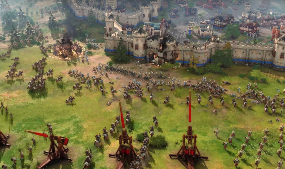 Age of Empires 4 su Xbox?
