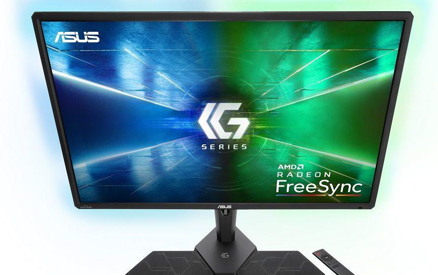 ASUS CG32UQ - Il monitor per console firmato ASUS