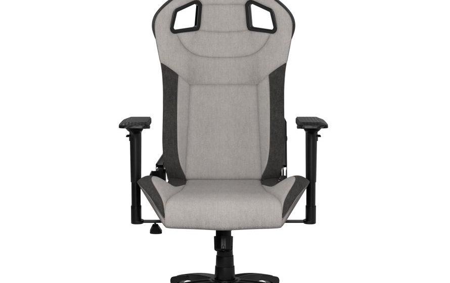 Corsair annuncia la sedia da gaming T3 RUSH