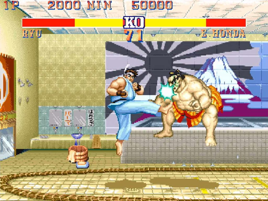 Capcom Home Arcade Street Fighter II Turbo: Hyper Edition