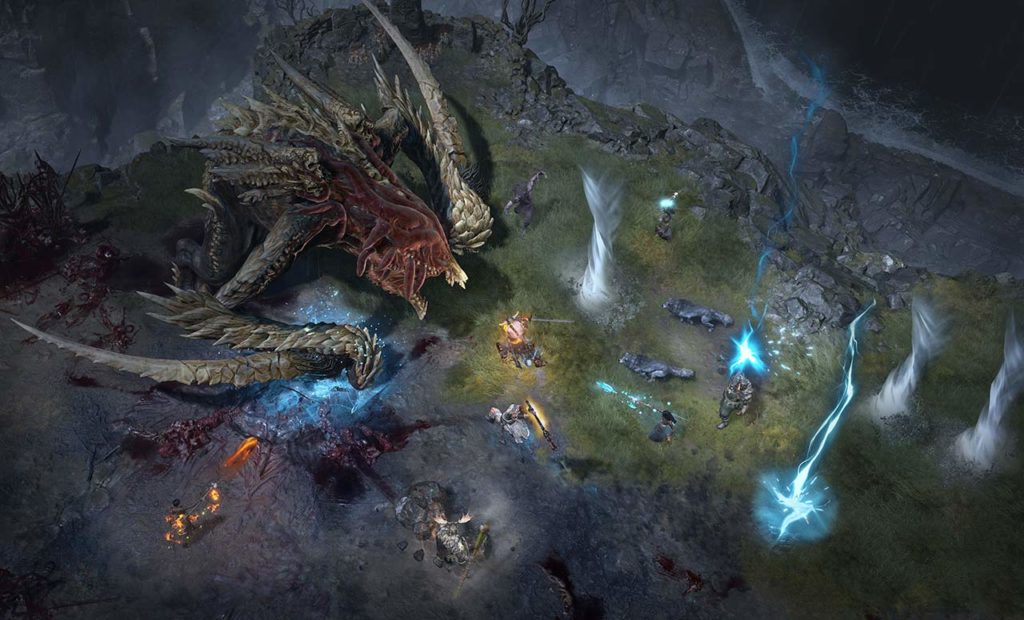 Diablo IV Anteprima BlizzCon 2019
