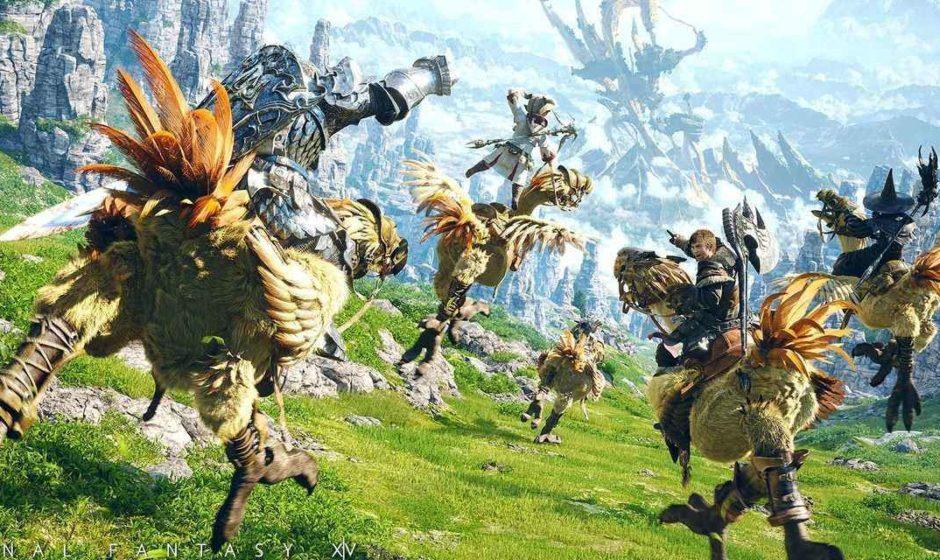 Final Fantasy XIV arriverà su PlayStation 5