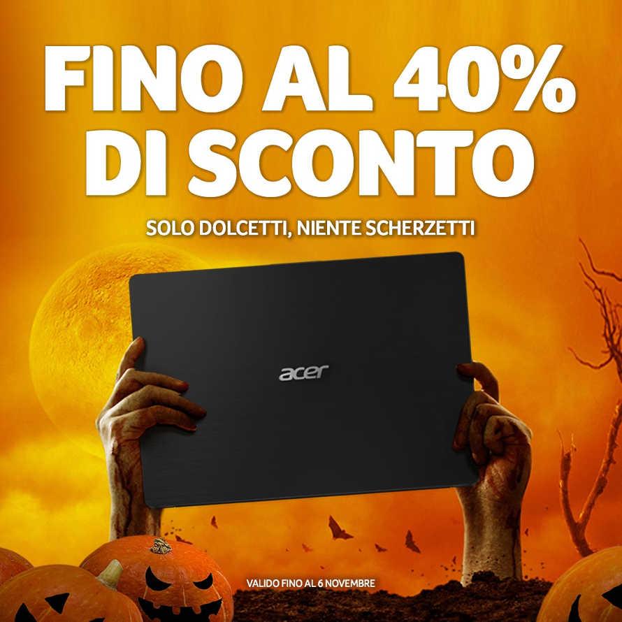 campagna sconti Halloween